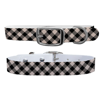 Dusk Plaid Dog Collar Dog Collar C4 BELTS