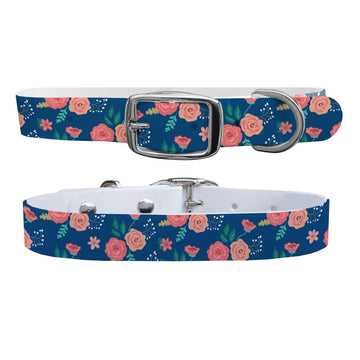 Flora Dog Collar Dog Collar C4 BELTS