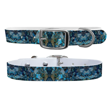 Labradorite Dog Collar Dog Collar C4 BELTS