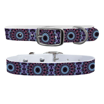 Purple Haze Dog Collar Dog Collar C4 BELTS
