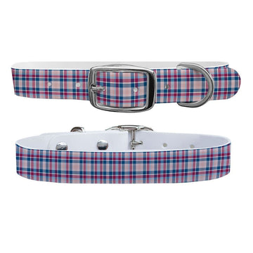 Spring Plaid Dog Collar Dog Collar C4 BELTS