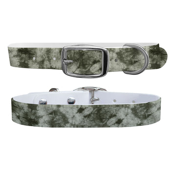 Tree Hugger Dog Collar Dog Collar C4 BELTS