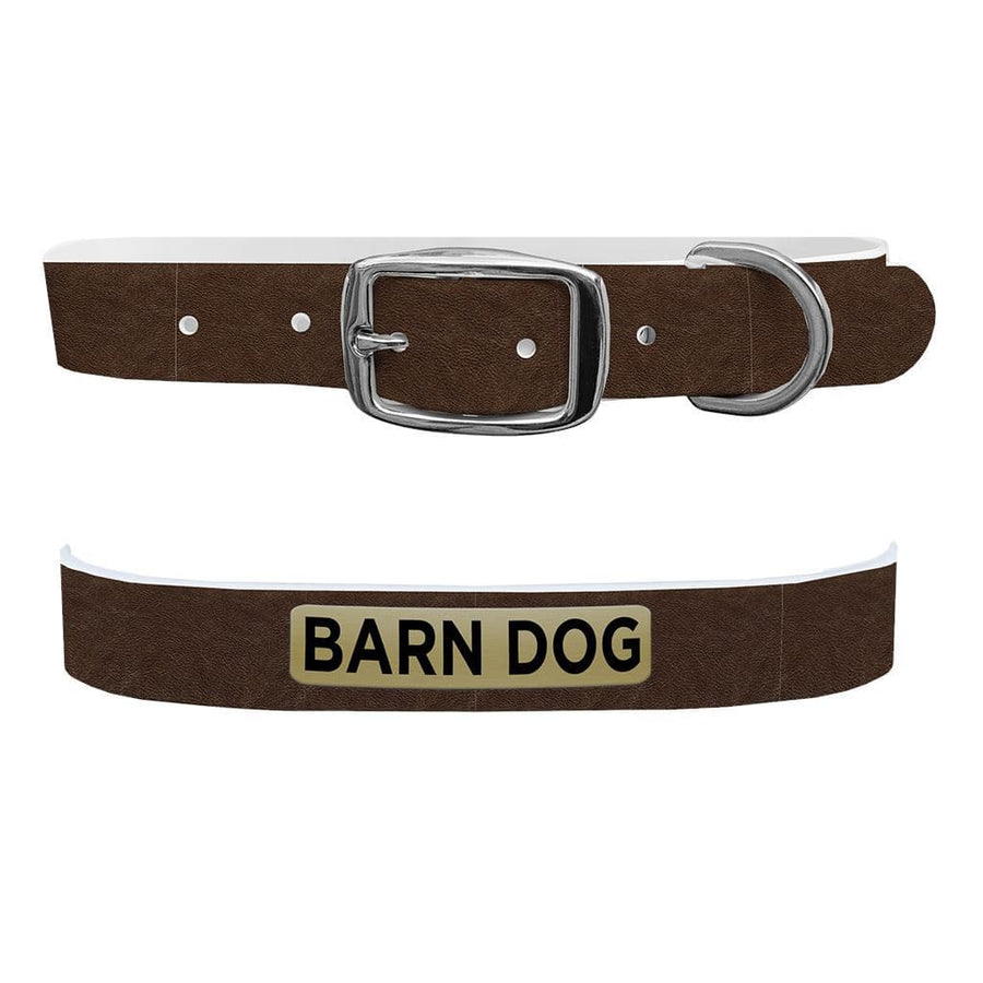 Barn Dog Dog Collar Dog Collar C4 BELTS