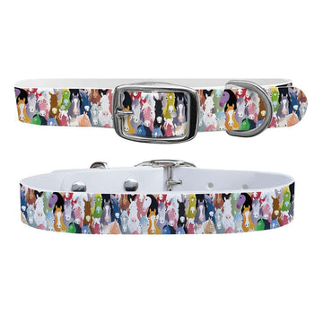 Horse Heads Dog Collar Dog Collar C4 BELTS
