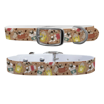 Puguccino Dog Collar Dog Collar C4 BELTS