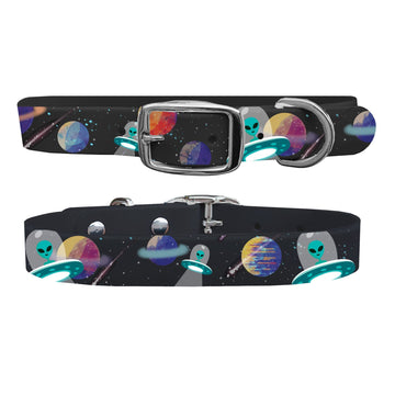 Aliens Dog Collar Dog Collar C4 BELTS