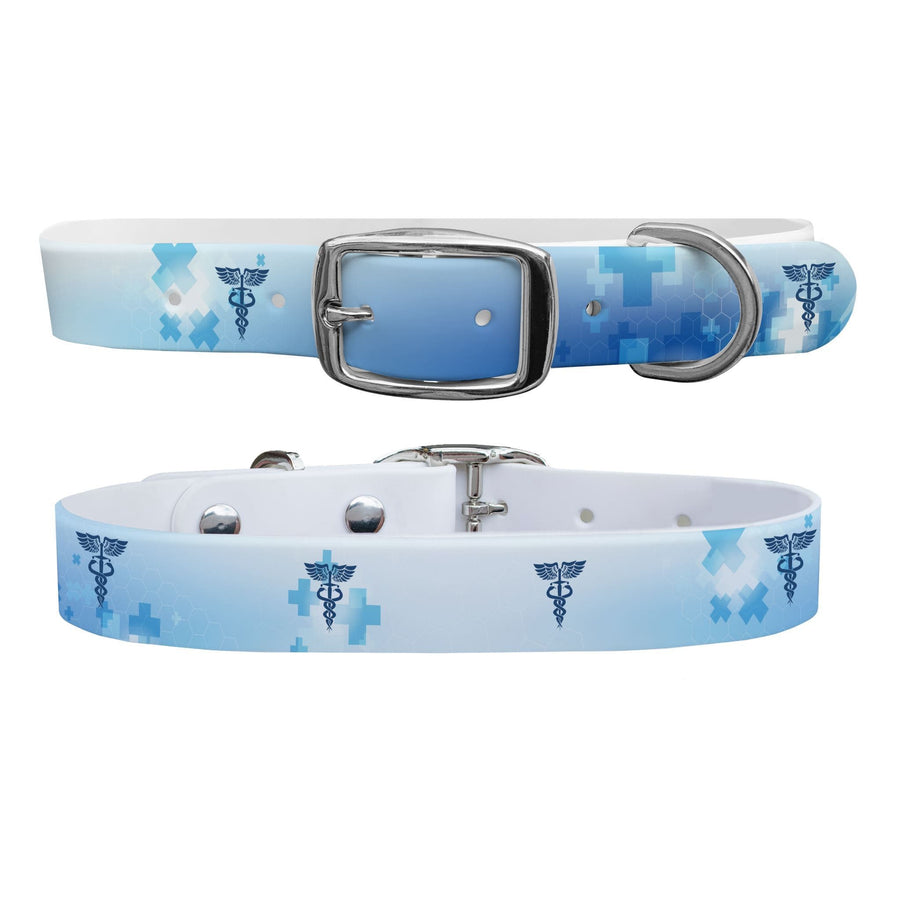Caduceus Dog Collar Dog Collar C4 BELTS