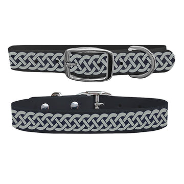Celtic Knot Dog Collar Dog Collar C4 BELTS