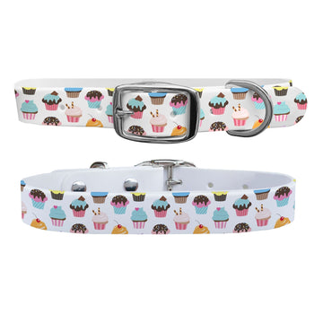 Cupcakes Dog Collar Dog Collar C4 BELTS
