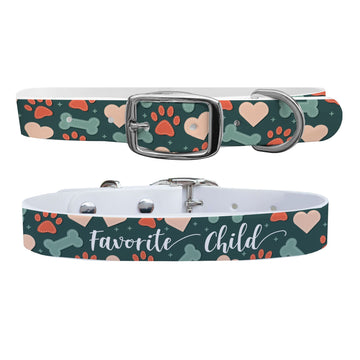 Favorite Child Dog Collar Dog Collar C4 BELTS