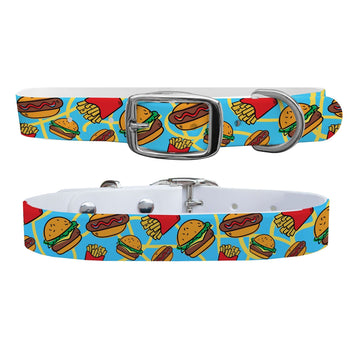 Order Up Dog Collar Dog Collar C4 BELTS