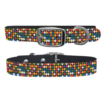 Rubik Cube Dog Collar Dog Collar C4 BELTS