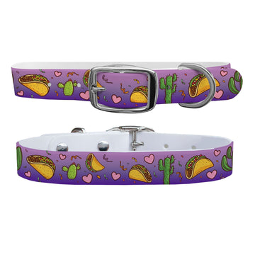 Taco Tuesday Dog Collar Dog Collar C4 BELTS