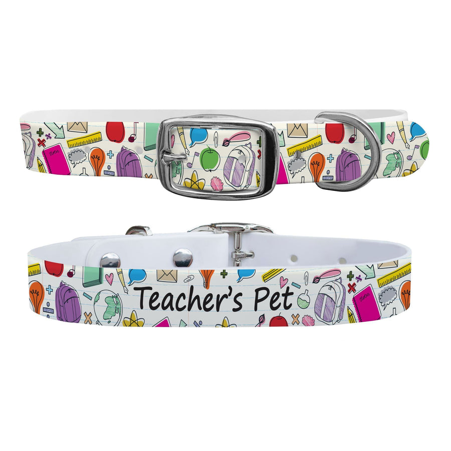 Teacher's Pet Dog Collar Dog Collar C4 BELTS