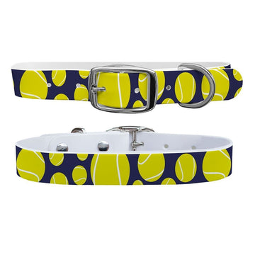 Tennis Balls Dog Collar Dog Collar C4 BELTS