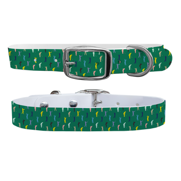 Fore - Green Dog Collar