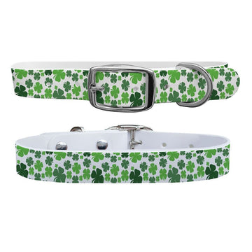 Clovers Dog Collar Dog Collar C4 BELTS