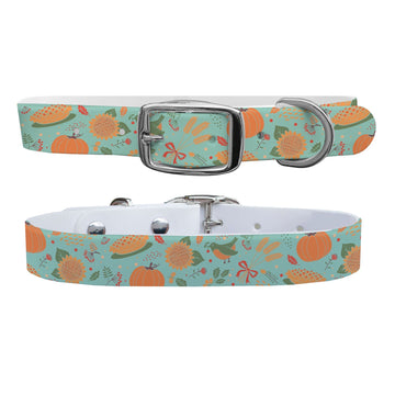 Pumpkin Pie Dog Collar Dog Collar C4 BELTS