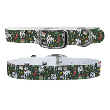 Peppermint Bark Dog Collar Dog Collar C4 BELTS