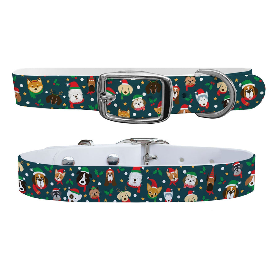 Santa Paws Dog Collar Dog Collar C4 BELTS