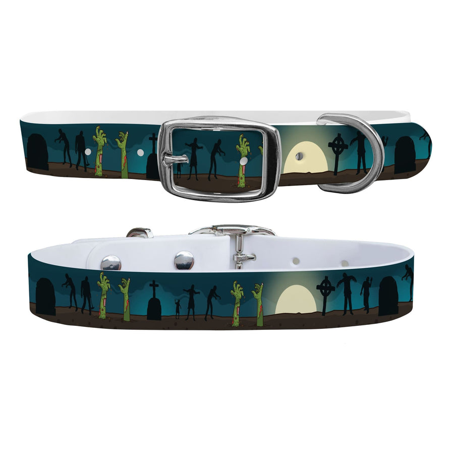 Zombies Dog Collar Dog Collar C4 BELTS