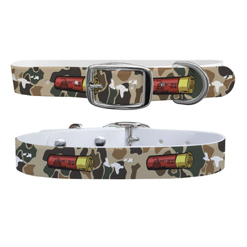 410 Camo Dog Collar Dog Collar C4 BELTS