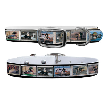 Federal Duck Stamp 2013 Dog Collar Dog Collar C4 BELTS