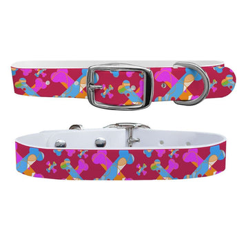HOTL Boneyard Dog Collar Dog Collar C4 BELTS