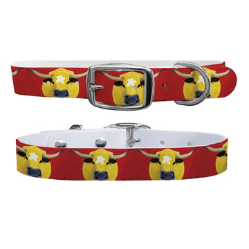 Leslie Anne Webb - Jerry Dog Collar Dog Collar C4 BELTS