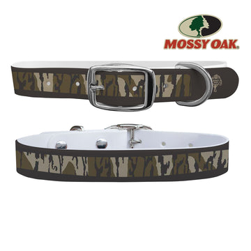 Mossy Oak - Bottomland Heritage Dark Stripe Collar Dog Collar C4 BELTS