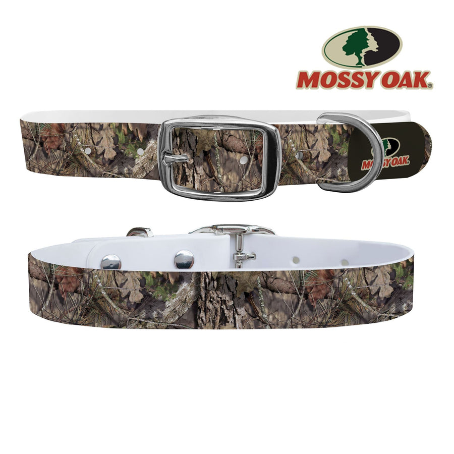 Mossy Oak - Break Up Country Brand Collar Dog Collar C4 BELTS