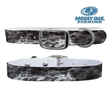 Mossy Oak - Elements-Agua [Blacktip] Dog Collar Dog Collar C4 BELTS