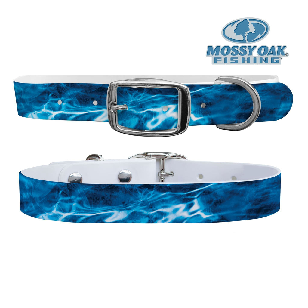 Mossy Oak - Elements-Agua [Marlin] Dog Collar Dog Collar C4 BELTS