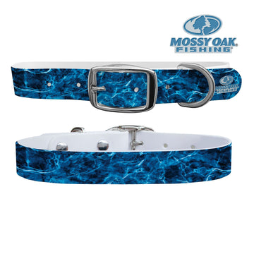 Mossy Oak - Agua Fishing Dog Collar Dog Collar C4 BELTS
