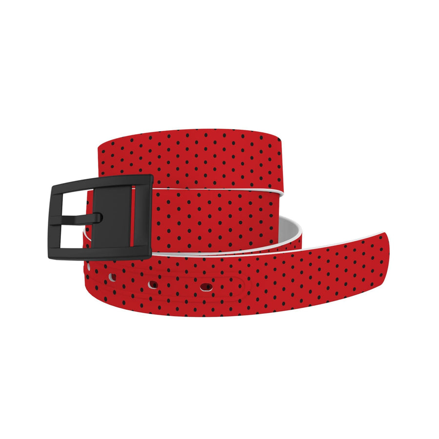 Georgia Team Spirit Polka Dot Belt Belt-Classic C4 BELTS