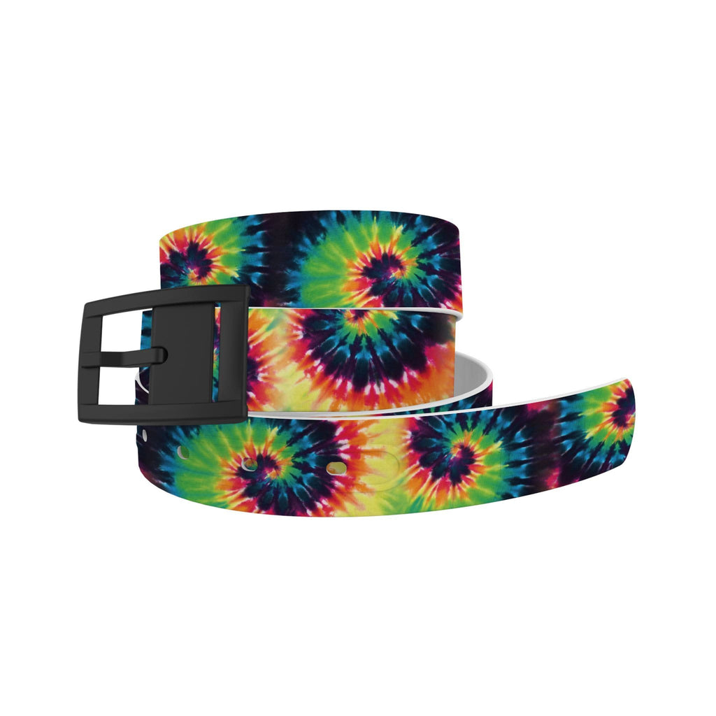 Sunset Tie Dye Belt Belt-Classic C4 BELTS