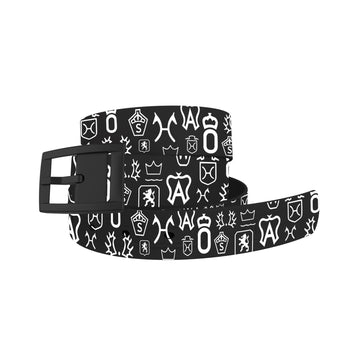 Warmblood Brands Black Belt Belt-Classic C4 BELTS