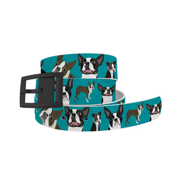 Boston Terrier Belt Belt-Classic C4 BELTS