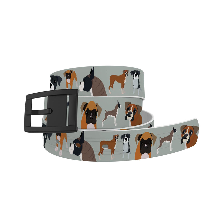 Matching Boxer Belt Ghost Belt C4 BELTS