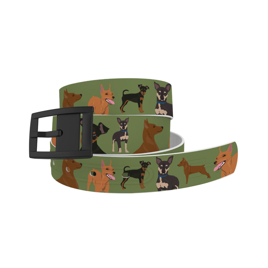 Miniature Pinscher Belt Belt-Classic C4 BELTS