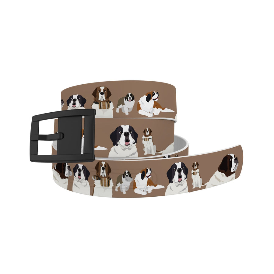 Matching St Bernard Belt Ghost Belt C4 BELTS