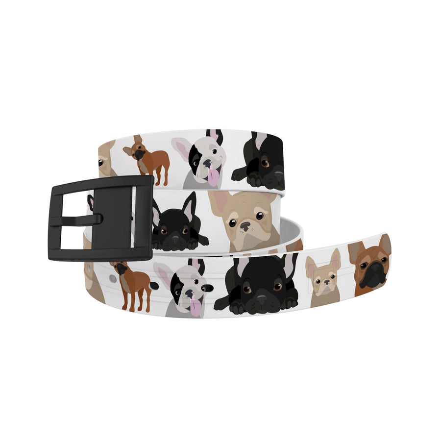 French Bulldog Belt Belt-Classic C4 BELTS