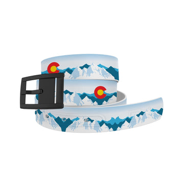 Colorado Mountains Belt Belt-Classic C4 BELTS