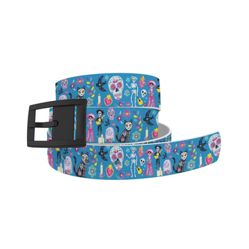 Day of the Dead Belt Belt-Classic C4 BELTS