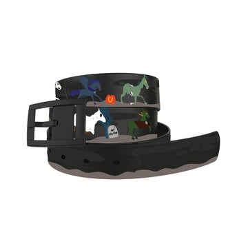 Haunted Horses Belt Belt-Classic C4 BELTS