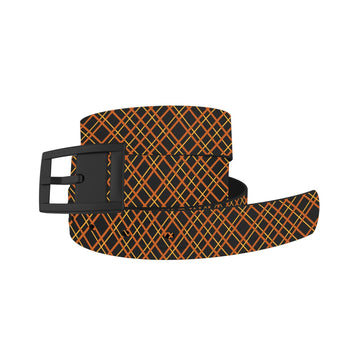Halloween Plaid Black Belt Belt-Classic C4 BELTS