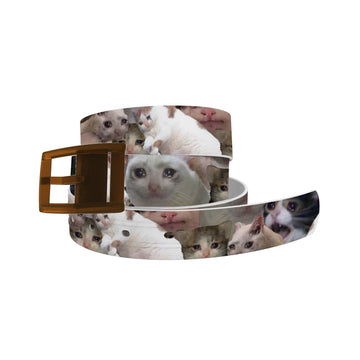 Crying Cats Belt Belt-Classic C4 BELTS