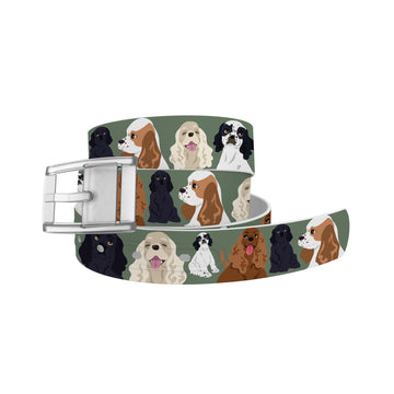Cocker Spaniel Belt Belt-Classic C4 BELTS