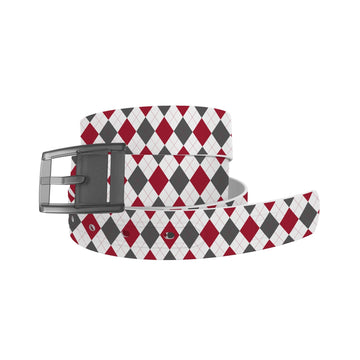 Alabama Argyle Team Spirit Belt Belt-Classic C4 BELTS