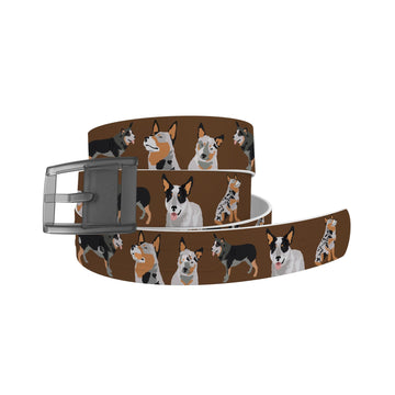 Australian Cattle Dog Belt Belt-Classic C4 BELTS